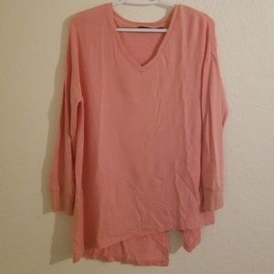 H by Halston XS long sleeve top